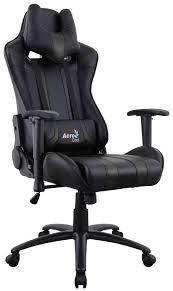 Купить игровое <b>кресло Aerocool AC120</b> AIR (Black) в Москве в ...