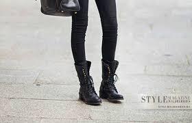 Тренд: Грубые <b>ботинки</b> на шнуровке | Wildberries <b>Style</b> Magazine