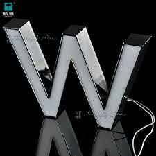 <b>New style</b> LED <b>3D letters</b> $6.5~$9 | Lights | Signage light, Led house ...