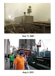 Photos of September    And the Days After