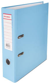 папка brauberg blue 226596