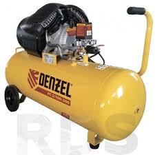 <b>Компрессор</b> воздушный, <b>масляный</b>, 2,3 кВт, 100л, PC 2/100-360 ...