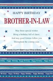 Birthday wishes for brother in law - Happy Birthday Brother ... via Relatably.com