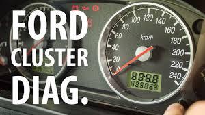 How to: Access Ford hidden menu, dash self-diagnostics mode ...