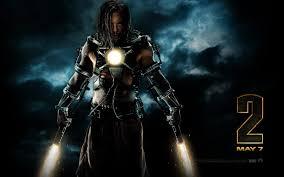 iron man 2 whiplash and justin hammer bootleg iron man 2 starring