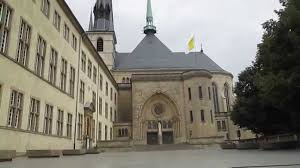 cathdrale notre dame du luxembourg cathacdrale de notre dame