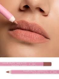 Стойкий <b>карандаш для губ COLOR</b> SALUTE SLIDE & STAY long ...