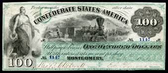 confederate states dollar complete typeset of csa banknotes edit