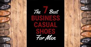The 7 Best <b>Business Casual Shoes</b> for <b>Men</b> in 2020