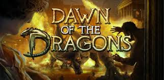 Image result for dawn of the dragons phone game