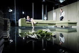 theatre production theatre room asia page  hedda gabler director thomas ostermeier