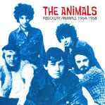 Ring of Fire by The Animals