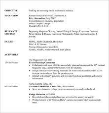 job resume template job resume examples job resume template word    internship resume sample