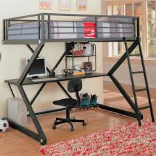 medium size of kids room lovely black metal bunk bed study desk underneath black swivel bedroomlovely comfortable computer chair
