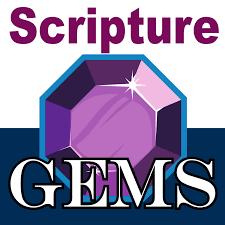 Scripture Gems