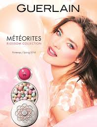 <b>Guerlain Meteorites Blossom</b> Collection Spring 2014 - Beauty ...