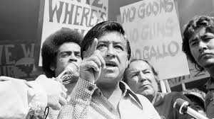 cesar chavez the life behind a legacy of farm labor rights npr