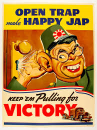 Image result for images WWII posters of Japs