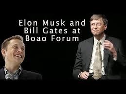 「bill gates and elon musk」の画像検索結果