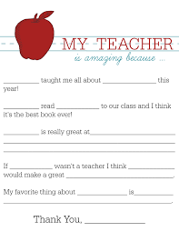 teacher appreciation day activity tpt lessons all about my teacher
