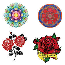 <b>Iron</b> On <b>Patch</b> Transfers 4 Pieces/Lot <b>Patches</b> Diy New Design Heat ...