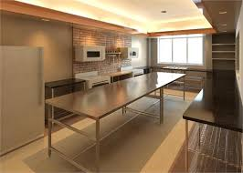 stainless kitchen work table: kitchenincredible stainless steel kitchen island with seating island worktable from stainless steel kitchen stainless