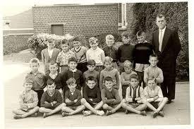 Emile Auwerijckx, Gaby Roggeman, Willy De Munck, Cerille Hayen ... Met vier en vijf in 1958-1959 ... o.a. William Auwerijckx, Marcel Van Lierde, ... - Scannen0012