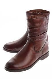 <b>Полусапоги Tamaris</b> коричневые 1-1-25014-23-305 купить в ...