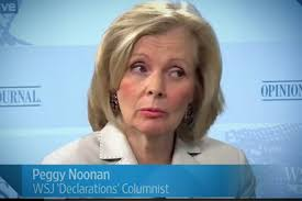The vibrations have spoken once agains through their instrument at the Wall Street Journal, columnist Peggy Noonan, who today advises President Obama to ... - peggy_noonan_rect