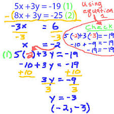 Systems Of Equations - Lessons - Tes Teach