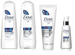 Image result for dove hair