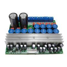 TPA3116 Stereo <b>Digital</b> Power Amplifier Board 6 <b>Channels</b> Upgrade ...