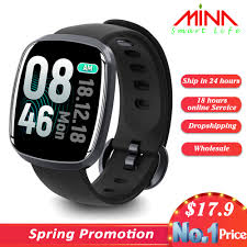 <b>GT103 Smart Watch</b> Waterproof Heart Rate Blood Pressure Fitness ...