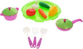 <b>Нордпласт Набор</b> овощей и кухонной посуды Волшебная ...