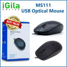 MS111 / MS116 <b>T</b>-<b>WOLF V12</b> V13 <b>USB</b> OPTICAL <b>WIRED</b> MOUSE ...