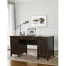 walmart home office desk. Canopy Cornerstone Collection Home Office Desk Mahogany Walmart