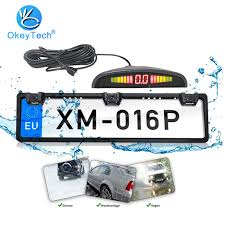 OkeyTech <b>Parking Sensor Car Auto Parktronic</b> System <b>LED</b> ...