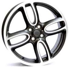 Tire Car – Mini, <b>Lim</b>. Edition, 7.0 X 17.0 Inch – <b>WSP Italy</b> W1651 ...