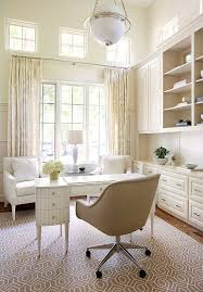 rug home office area need file drawer space perhaps build in by fireplace home office neutral black shag rug home office