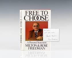 milton friedman signed abebooks