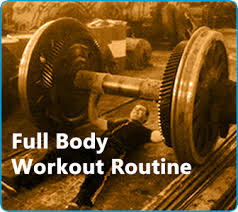 What is the best full body workout?