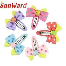Click to Buy << Garment Child accessories fur <b>clip</b> bowknot <b>wafer</b> ...