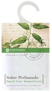 Flor De Mayo Botanical Essence <b>Scented</b> Sachet - <b>Ароматическое</b> ...