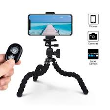<b>Phone</b> Tripod,Candywe Cell <b>Phone</b> Tripod <b>Flexible Tripod</b> with ...