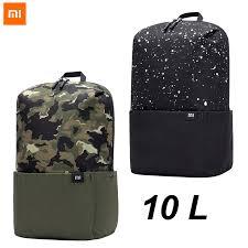 2020 New <b>Xiaomi Backpack 10L Bag Mi Backpack Urban</b> Leisure ...