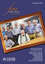Fine Music Magazine - February 2020 by Fine Music Sydney - issuu