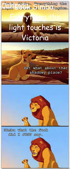 That's Brentwood. You must never go there simba! - If the Lion ... via Relatably.com