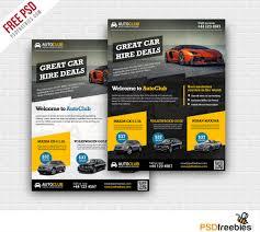 cars rental flyer psd template psd bies com cars rental flyer psd template