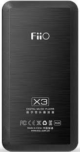 Hi-Fi <b>плеер FiiO X3</b> 8Gb купить недорого в Минске, обзор ...