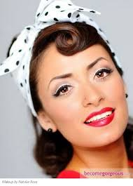 20 best ideas about pin up makeup on pin up eyeliner steps of makeup and how to wear eyeliner